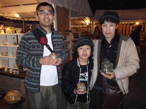 2011 秋の益子陶器市 030