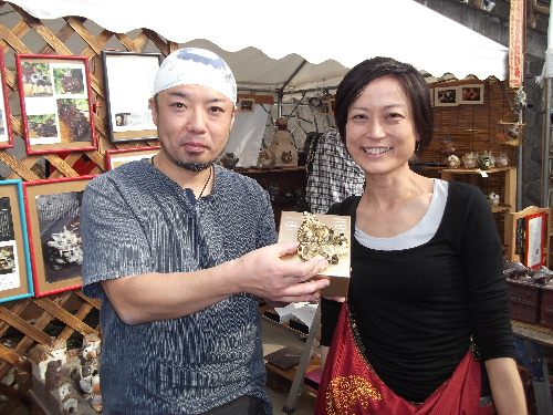 2011 秋の益子陶器市 037