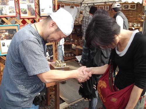 2011 秋の益子陶器市 038