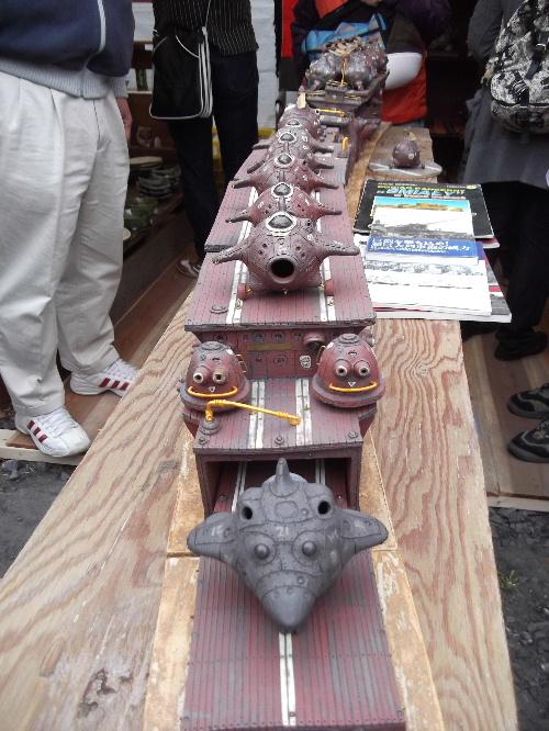 2011 秋の益子陶器市 020