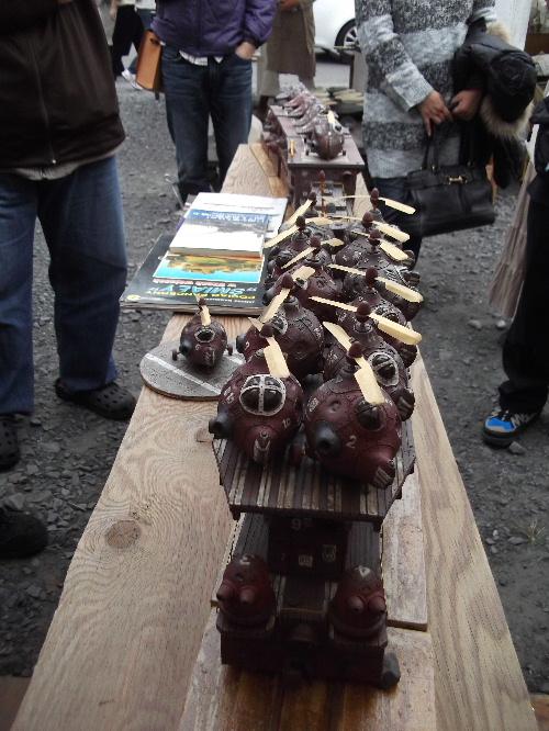 2011 秋の益子陶器市 023