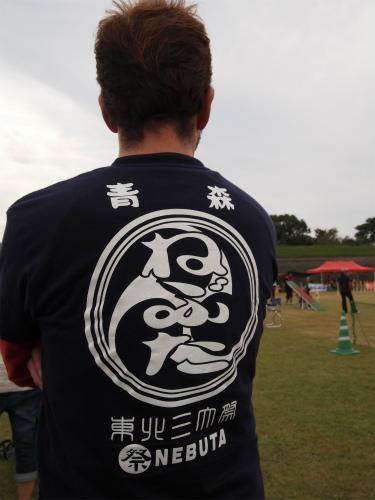 お祭りTシャツ