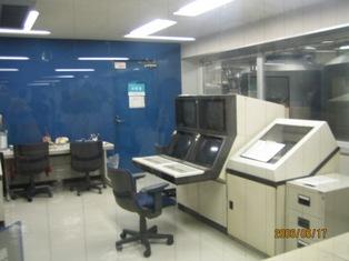 ミニブルワリーコントロール室