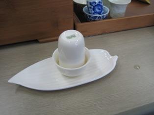 中国茶(烏龍茶)を本格的にいただく