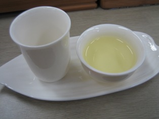 中国茶器・聞香杯(もんこうはい)と茶杯(ちゃはい)