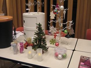 センプレのクリスマス関連商品