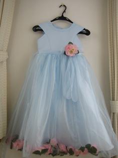 ヤフオクで購入のドレス