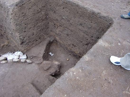 発掘調査2