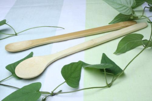 竹製フィーディングスプーン