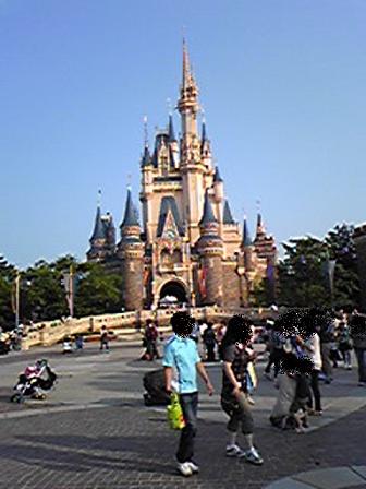 シンデレラ城2