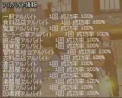 オール1・・・(通信簿じゃないよっ)