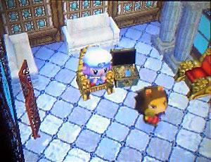 キングのお部屋拝見