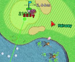 地形表示機能