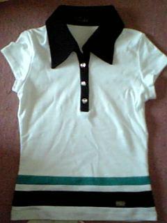 セシル 襟付きTシャツ