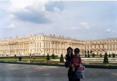 ベルサイユ建物