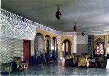 ホテルデラトゥールハッサン内部
