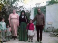 知り合い家族と