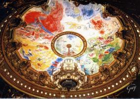 オペラ座天井画