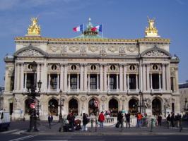 パリオペラ座正面
