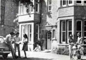 オックスフォードの語学学校