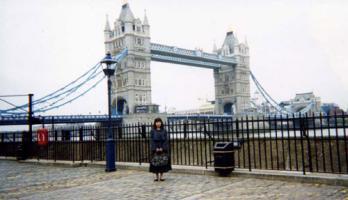 ロンドンブリッジ背景