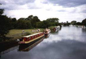 テムズ河ボート