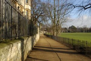オックスフォードの小道2