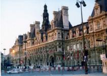 パリ市庁舎500