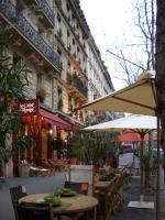 パリ街並み500
