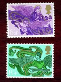 クリスマス切手2