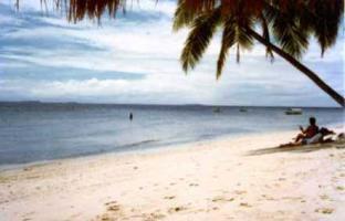 セブ島マクタンビーチ
