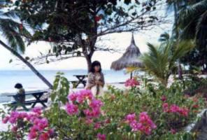セブ島プライベートビーチ