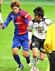 20111116 楠瀬 vs モリゲ2