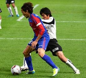 20111116 楠瀬 vs ナオ1