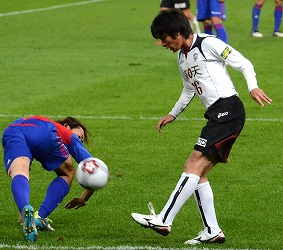 20111116 楠瀬 vs ナオ.2