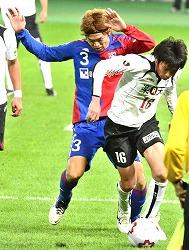 20111116 楠瀬 vs モリゲ3