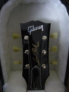 Gibson 60S LesPaul Standard Light Burst 03