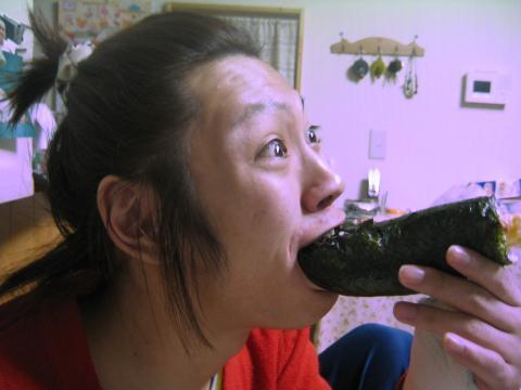 恵方巻き 丸かぶり寿司 Jr.1