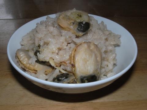帆立(ホタテ) 炊き込みご飯