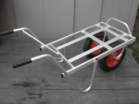RSR・ライジングサンロックフェスティバル・リヤカー