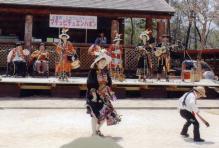 コンパニェロス@三倉岳音楽祭