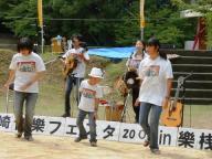 ダンスもよーがんばった!! ©nobuさん