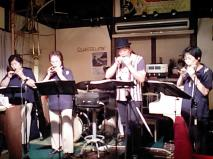 オカリナ周南バードさんの演奏
