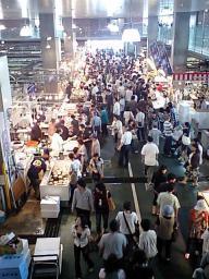 唐戸魚市場