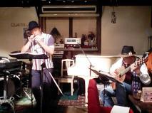 オカリナIさんとギターTamさんのデュオ