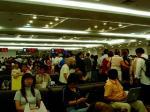 上海駅待合室