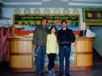 Niu Xiao Junと宏光飯店で