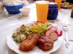 チリの肉詰め(Chile Relleno)
