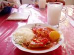 Pollo Guisado(チキンの煮込み)