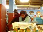 市場食堂のセニョーラ